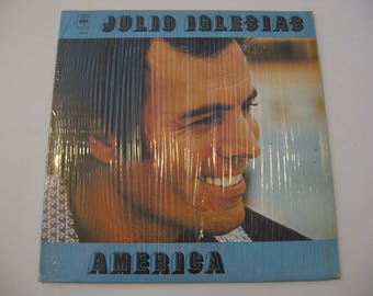 Julio Iglesias - America - Circa 1980