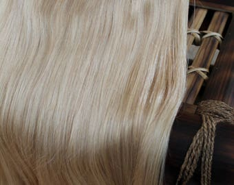 "14-16"" 200g Magic-HALO-Miracle wire Angels human hair extensions. LAYERED. WoW!!"