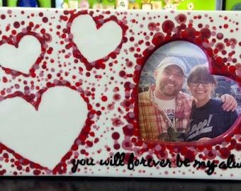 Valentines Day Frame | Etsy