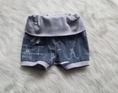 SALE! Baby airplane shorts, baby boy shorts, airplane clothing, airplane outfit, airplane baby gift, airplane shorts, baby boy clothing