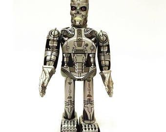 Terminator Robot Wind Up Toy