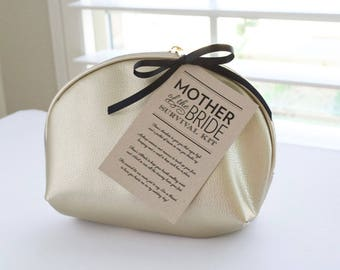 Mother of the Bride & Mother of the Groom Survival Kit Poem Gift Tags - INSTANT DOWNLOAD