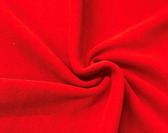"""BTY Polartec® Classic 300 weight velour fleece 