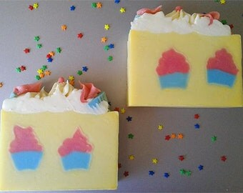 Sweet Cupcakes Soap