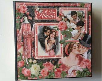 """Mini Album """"Mon Amour"""""""