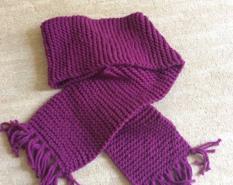 2 set scarves in two different colors