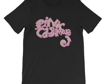 Prince Paisley Park Pink Cashmere T-Shirt
