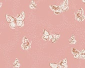 Dollhouse by Amy Sinibaldi for Art Gallery Fabrics - Flutterdust in Haze
