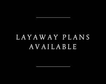 Layaway Plan Option - Payment Plans