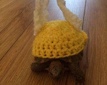 handmade tortoise cosy jacket garden finder thor harry potter snitch photo props