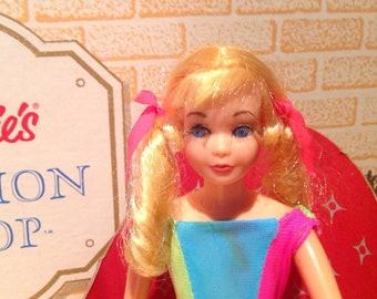 Vintage skipper barbie tnt bendable legs