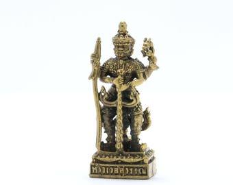Thai amulet statue Tawedsuwan Holy Giant , good luck statue.