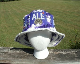 Beer Can Hat - Lagunitas 12th of Never