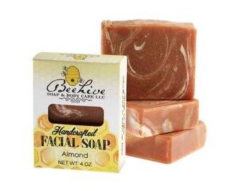 Almond Facial Soap