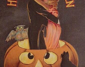 E-Pattern Vintage Halloween Cross Stitch Pattern 22
