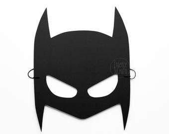 batman mask. Batman,batman party decor, batman decor, boy party decor, Gift party. Birthday Party
