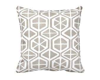 Decorative Pillow Cover Taupe Throw Pillow Cover Taupe Pillow Cover Decorative Pillows for Couch Pillows Taupe Cushions