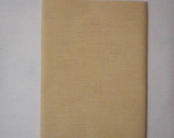 SAMANTHA: Canvas embroidery 11 cm, cream color