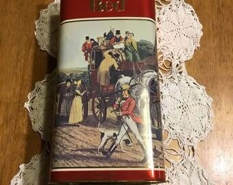 Johnnie Walker Red Vintage Canister