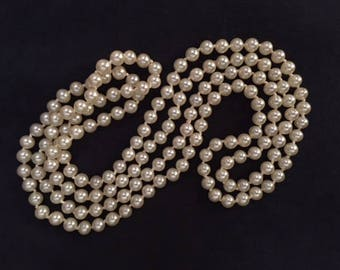 Vintage Faux Pearls #2