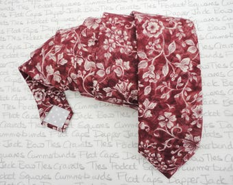 Neck Ties Floral/Paisley