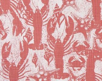 "Premier Prints Fabric-SAND RUNNER-Scarlett-Or- Color Choice-Fabric--By The Yard-54"" wide-Slub Canvas-Decorator fabric"