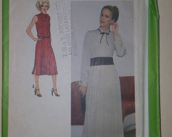 Simplicity Dress Pattern Size 20  #8996