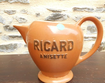 French Ricard Water Pitcher..(G)