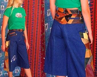 Bell bottom jeans | Etsy