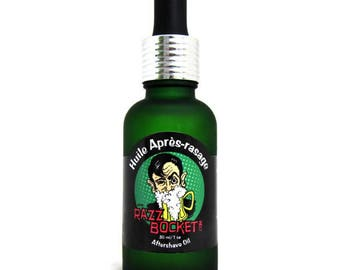 Beard oil and Aftershave oil RazzBocket