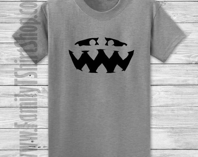 Jack O Lantern T-shirt - Sharp Teeth