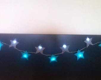 "Bright Garland for baby ""Stardust"""