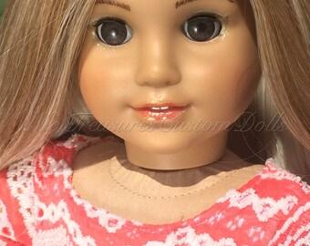 "WEEKEND SALE! Custom American Girl Doll ""Adelle"" Free Shipping"