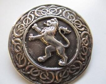 Celtic Brooch Pin