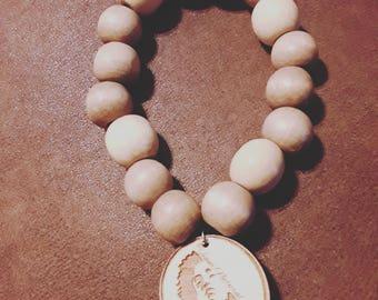 Bracelet Wooden Beads