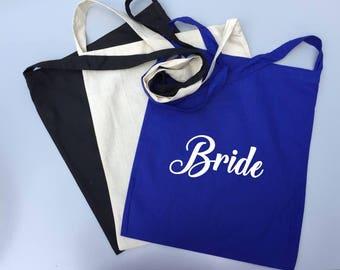 Bridesmaid gift bag , will you be my bridesmaid bag , bridesmaid bag , bride bag , gift bag , shoulder bag , travel bag , tote bag