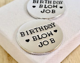 Gift for husband etsy birthday blow job rude gift husband birthday gift love token gifts for negle Images
