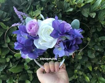 Merryweather - Floral Disney Ears