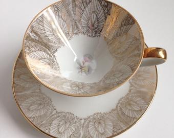Bavaria Elfenbein teacups