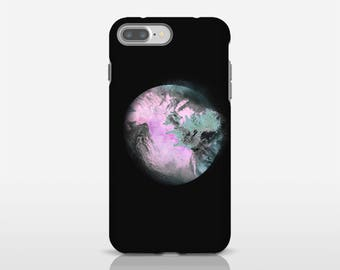 Abstract Phone Case, Digital Art, Cool iPhone Case, Black Phone Case, iPhone X Cases, Cell Phone Covers, Galaxy S5 Case