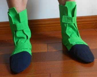Videl boots from Dragon Ball Z