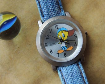 Vintage Armitron Tweety Quartz Watch