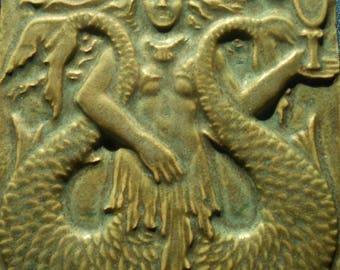 ANTIGUA  Mermaid Tile