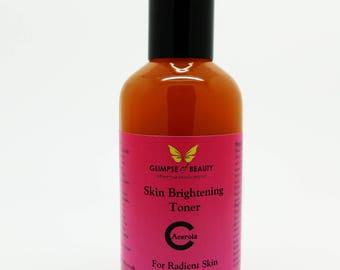Skin Brightening Toner Acerola, Astaxanthin,