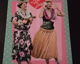 I love lucy tin aign-licy and ethel sign-girlswant to have fun-proverbscorner