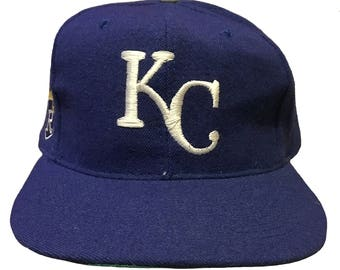 Vintage Kansas City Royals Adjustable Hat