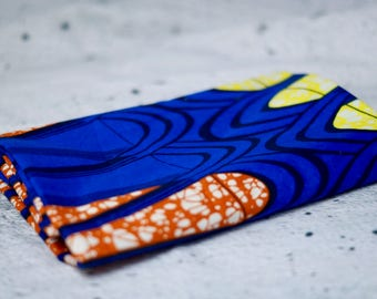 Bhuluu African Print Headwrap