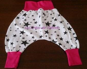 Baby harem pants size 12-24 months