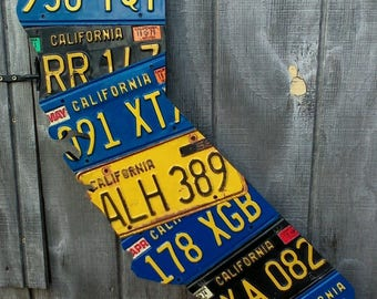 License Plate States!!!  Any State You Want From The U.S. Map!!