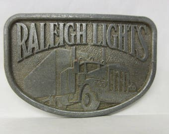 vintage belt buckle, retro hipster buckle, vintage accessories, retro unisex gift, vintage tobacco adv, old advertising, trucker buckle